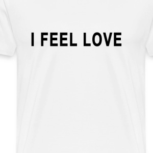 i_feel_love - Men's Premium T-Shirt