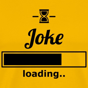 joke T-Shirts - Men's Premium T-Shirt