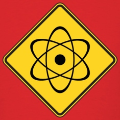 Warning Sign Atom
