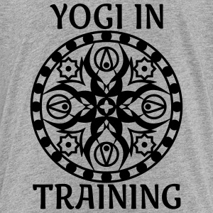 Yogi In Training Kid's Tee - Kids' Premium T-Shirt