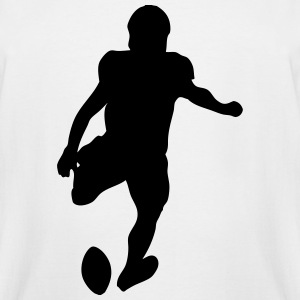Football player T-Shirts - Men's Tall T-Shirt