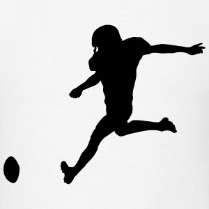 Football player T-Shirts - Men's T-Shirt