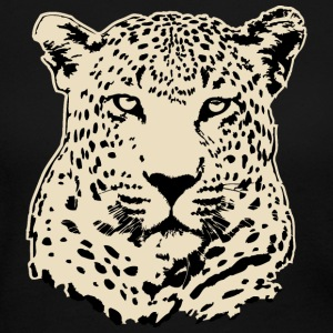 Leopard - Safari - Africa Long Sleeve Shirts - Women's Long Sleeve Jersey T-Shirt