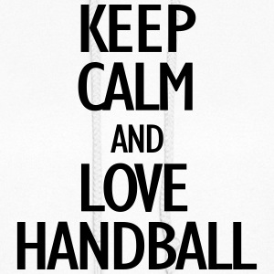 keep calm and love handball Hoodies - Women's Hoodie