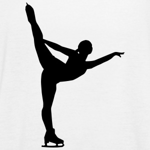 Figure Skating Tanks - Women's Flowy Tank Top by Bella