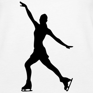 Figure Skating Tanks - Women's Premium Tank Top