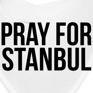 PRAY FOR STANBUL Caps - Bandana