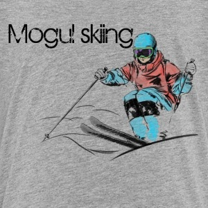 Mogul skiing Baby & Toddler Shirts - Toddler Premium T-Shirt