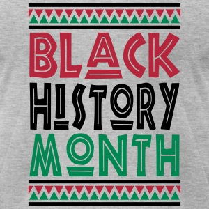 Black History Month 2016 T-Shirts - Men's T-Shirt by American Apparel