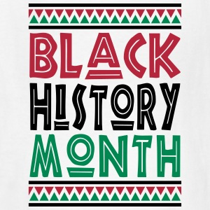 Black History Month 2016 Kids' Shirts - Kids' T-Shirt