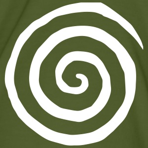 THEUG Spiral - Men's T-Shirt by American Apparel
