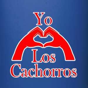 Yo Amo Los Cachorros Mugs & Drinkware - Full Color Mug
