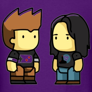 Couple Gamer - Men's T-Shirt
