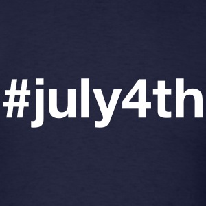 JULY 4TH - Men's T-Shirt
