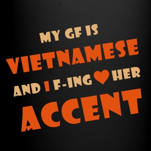 Vietnamese Girlfriend Mug - Full Color Mug
