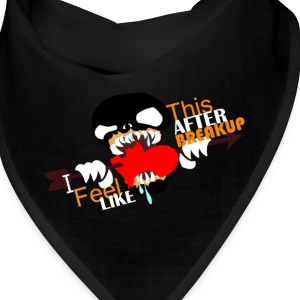 after breakup - Bandana