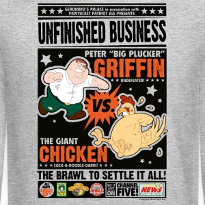 Family Guy Unfinished Business - Crewneck Sweatshirt