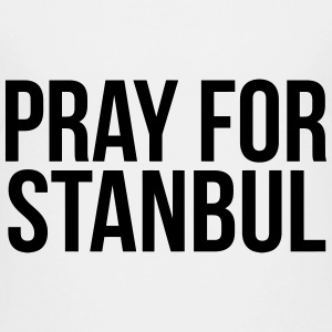PRAY FOR STANBUL Kids' Shirts - Kids' Premium T-Shirt