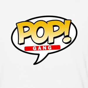 Pop Gang funny - Baseball T-Shirt