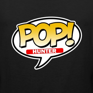 Pop Hunter funny - Men's Premium Tank