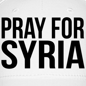 PRAY FOR SYRIA Caps - Baseball Cap