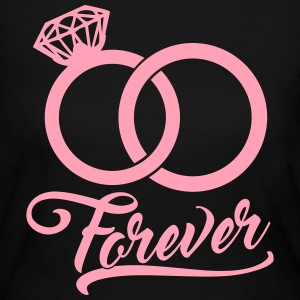 forever wedding rings Long Sleeve Shirts - Women's Long Sleeve Jersey T-Shirt