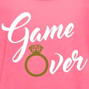 Game over Tanks - Women's Flowy Tank Top by Bella