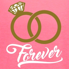 forever wedding rings Tanks