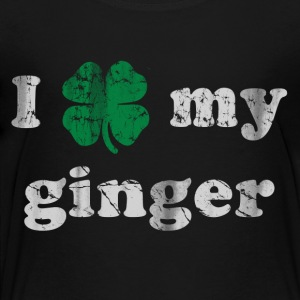 I Shamrock my Ginger Baby & Toddler Shirts - Toddler Premium T-Shirt