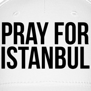 PRAY FOR ISTANBUL Caps - Baseball Cap