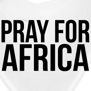 PRAY FOR AFRICA Caps - Bandana