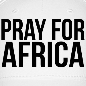 PRAY FOR AFRICA Caps - Baseball Cap