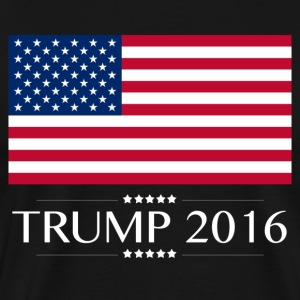 Vote Trump 2016 T-Shirts - Men's Premium T-Shirt