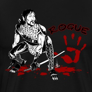 Red Hand Rogue - Men's Premium T-Shirt