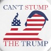 Can't Stump the Trump 2 1/4 inch buttons - Large Buttons
