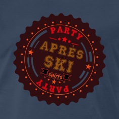 Apres Ski Party Logo T-Shirts