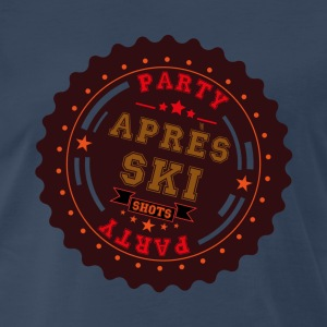 Apres Ski Party Logo T-Shirts - Men's Premium T-Shirt