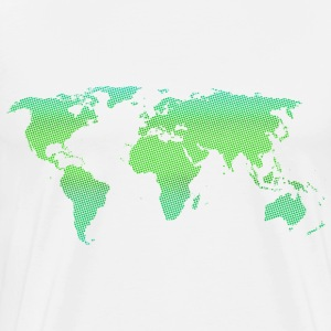 Green World T-Shirts - Men's Premium T-Shirt