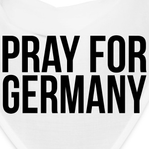 PRAY FOR GERMANY Caps - Bandana