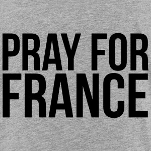 PRAY FOR FRANCE Kids' Shirts - Kids' Premium T-Shirt