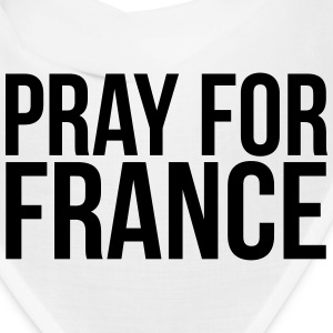 PRAY FOR FRANCE Caps - Bandana