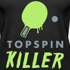 topspin killer Tanks - Women's Premium Tank Top