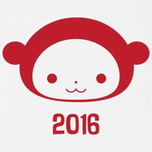 Year of the Monkey 2016 Baby One Piece - Baby Short Sleeve One Piece
