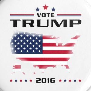Vote for Trump Buttons - Large Buttons