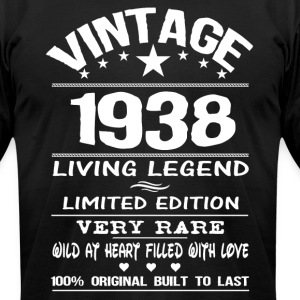 VINTAGE 1938 T-Shirts - Men's T-Shirt by American Apparel