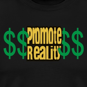 Promote Reality - Men's Premium T-Shirt