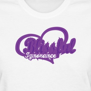 Blissful - Women's T-Shirt