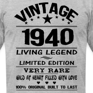 VINTAGE 1940 T-Shirts - Men's T-Shirt by American Apparel