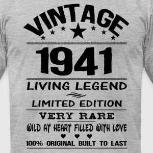 VINTAGE 1941 T-Shirts - Men's T-Shirt by American Apparel