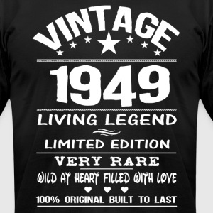 VINTAGE 1949 T-Shirts - Men's T-Shirt by American Apparel